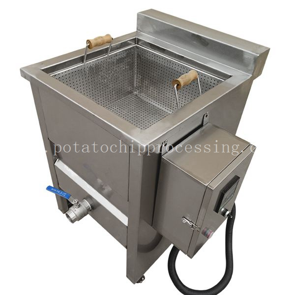 Frying machine4
