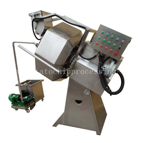 Octagonal Seasoning Machine