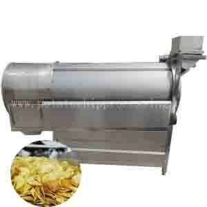 potato chipsseasoning machine