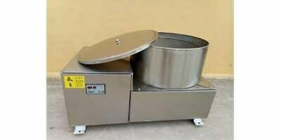 small chips de-oiling machine