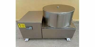 chips de-watering machine