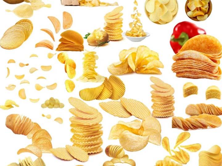 potato chips manufacturing