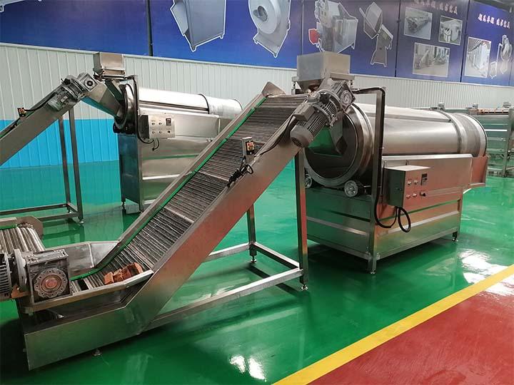 potato chips production machine manufacturers