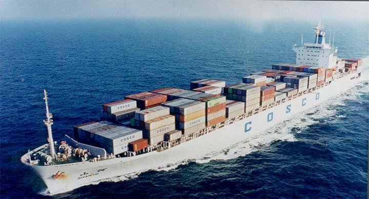 sea shipping transportation
