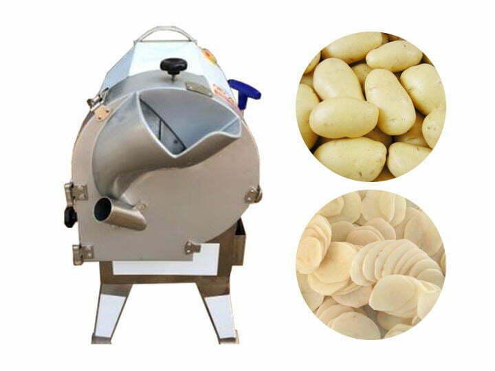 potato slicer machine for chips